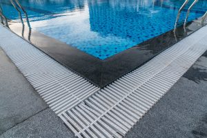 Swimming Pool Tile Edge Profiling