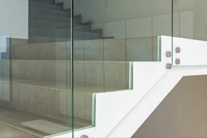 Safety Tile Edging for Stairs